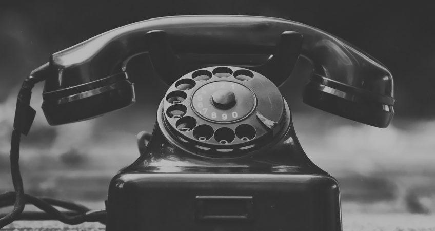 Über die Telefone der Zukunft